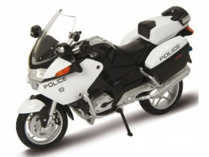 BMW R1200 RT (Police version)