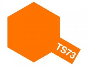 Farba spray TS73 Clear orange
