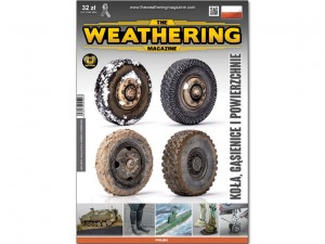 The Weathering Magazine 25 Koła, gąsienice...