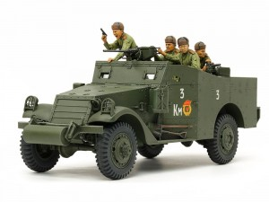 Transporter M3A1 Scout Car