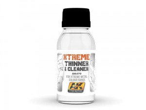Płyn do aerografu Xtreme thinner cleaner
