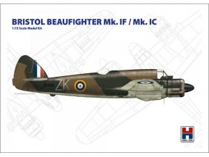 Samolot Bristol Beaufighter Mk.IF
