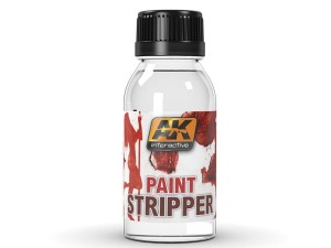 Zmywacz do farb Paint stripper