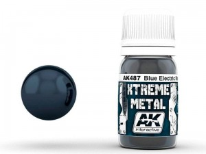 Farba metaliczna Blue electric metallic