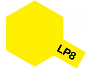 Lakier modelarski LP8 Pure yellow
