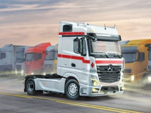 Mercedes Benz Actros MP4 Big Space