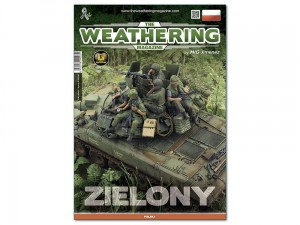 The Weathering 29 Zielony