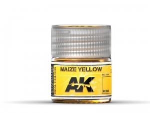 Lakier akrylowy Maize yellow