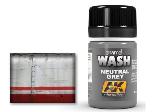 Wash modelarski Neutral grey