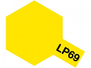 Lakier modelarski LP69 Clear yellow