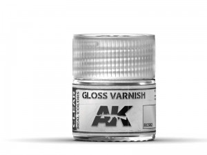 Lakier akrylowy Gloss varnish