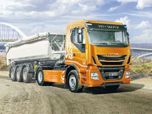 Iveco Stralis Hi-Way 480 E5 Low Roof