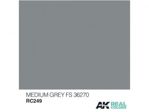 Lakier akrylowy Medium grey