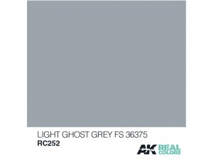 Lakier akrylowy Light ghost grey