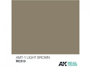 Lakier akrylowy AMT-1 Light brown