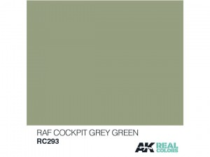 Lakier akrylowy RAF cockpit grey-green