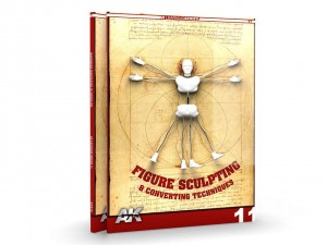 AK Learning series 11 Figure sculpting