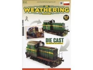 The Weathering Magazine 23 Die cast