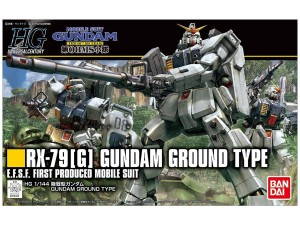RX-79[G] Gundam ground type E.F.S.F.