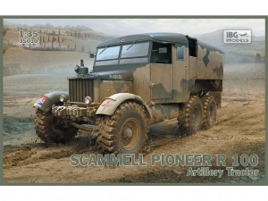 Ciągnik Scammell Pioneer R100
