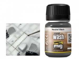 Wash modelarski Neutral