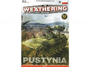 The Weathering Magazine 13 Pustynia