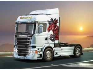 Scania R730 V8 Streamline Highline
