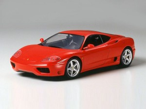 Ferrari 360 Modena red version