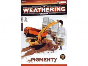 The Weathering Magazine 19 Pigmenty