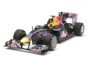 Bolid wyścigowy Renault RB6 Red Bull Racing