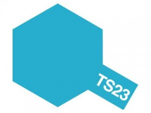 Farba spray TS23 Light blue
