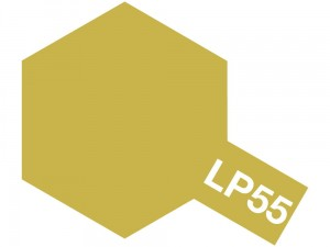Lakier modelarski LP55 Dark yellow 2