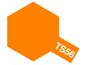 Farba spray TS56 Brilliant orange