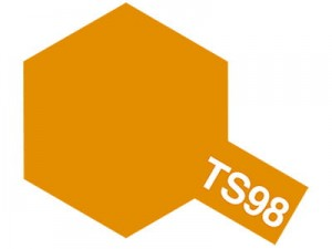 Farba spray TS98 Pure orange
