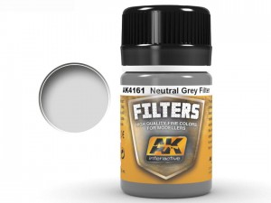 Filtr Filters neutral grey