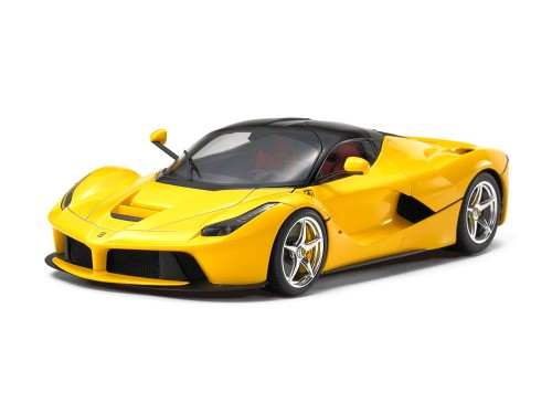 Ferrari LaFerrari F70 yellow version 24347 Tamiya