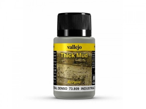 Weathering Industrial Mud Thick Mud 73809 Vallejo