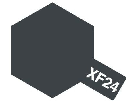 Farba Akrylowa Xf24 Dark Grey 81724 Tamiya