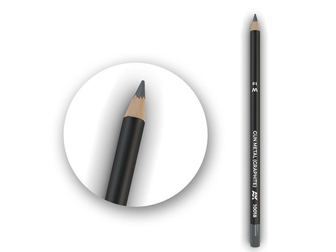 Ołówek modelarski Gun metal